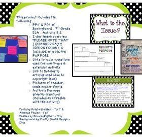 Pin On Springboard 7th Grade Language Arts