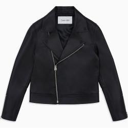 Calvin Klein Leder Bikerjacke 32 Calvin Kleincalvin Klein Herbstjacken Yeezy Outfit Jacken Frauen
