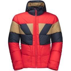 Jack Wolfskin M 365 Getaway Jacket S M L Xl Colorblock Blau Rot Herren Jack Wolfskinjack W In 2020 Jacke Mit Kapuze Sportjacke Herren Und Daunenjacke Herren