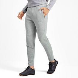 PUMA Evostripe Men's Pants in Medium Grey Heather size 2X