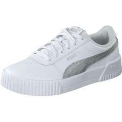 Puma Lifestyle Carina L Sneaker Damen weiß Puma in 2020 ...