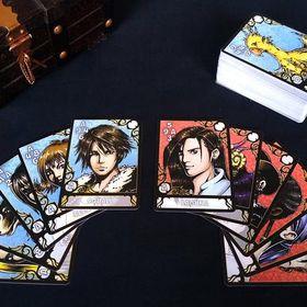 Ffviii Triple Triad Full Card Set Cards Card Set Deck Of Cards