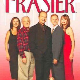 Frasier 7th Season Complete Dvd 4 Discs Trivoshop In 2020 Kelsey Grammer Season 7 Television Show
