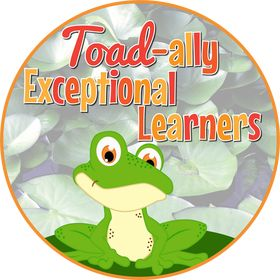 Alison Whiteley | Toad-ally Exceptional Learners