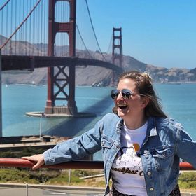 Natasha Atlas   Travel Anxiety Blogger