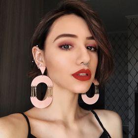 Nicoly Millanez   Lipstick and Polaroids