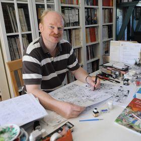 Danker Jan Oreel - illustrator