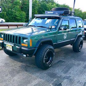 1984-2001 Cherokee Wagoneer /& Comanche Rear Floor Pans Pair