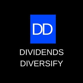 Dividends Diversify: Money Matters So Build Wealth & Be Rich