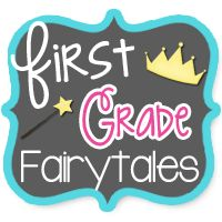 First Grade Fairytales