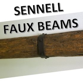 Faux Beams by Sennell
