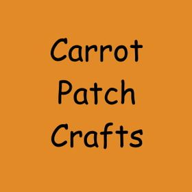 Carrot Patch Crafts