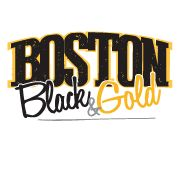 Boston Black and Gold