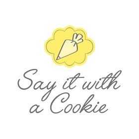 Say it with a cookie