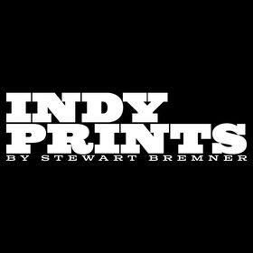 Indy Prints by Stewart Bremner