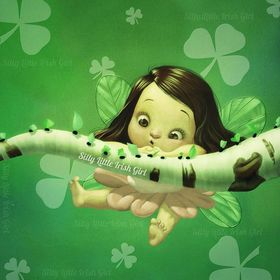 Silly Little Irish Girl