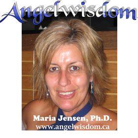 Maria Jensen Angelwisdom