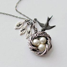 Glass Poppies Jewelry