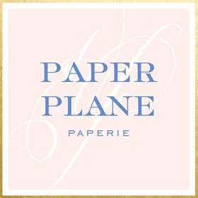 paper plane paperie