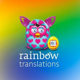 Rainbow Translations