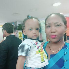 Kanha and mama