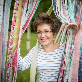 U MELLUZINKY - Látky plné radosti... Fabrics Full of Joy...