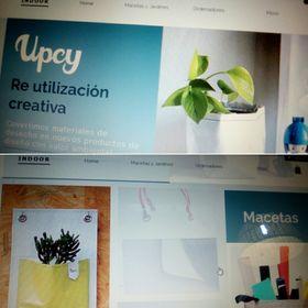 upcy reutilizacion creativa caro spinelli