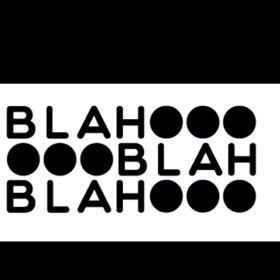 blah blahblah