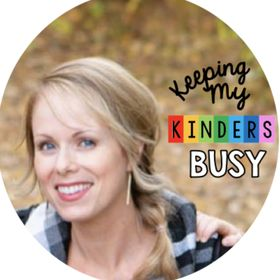 Keeping My Kinders Busy