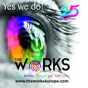 THE WORKS Printshop