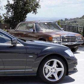 Mercedes-Benz  +  Porsche  +  Alfa Romeo