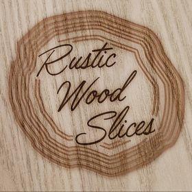 RusticWoodSlices