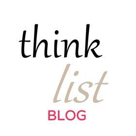 think list blog