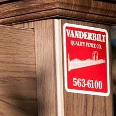 Vanderbilt Quality Fence
