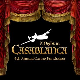 A Night in Casablanca benefiting SBSC