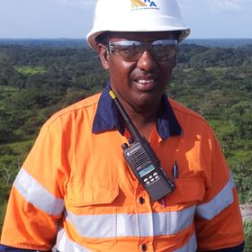 Vincent Naidoo QHSE Manager