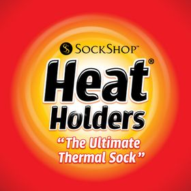 Childrens Heat Holders The Ultimate Thermal Sock Size 9-1 Royal