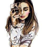 Rose Brunette