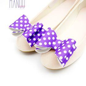 Shoe clips Manuu