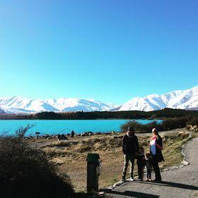 Our Nomadic Kiwi Family