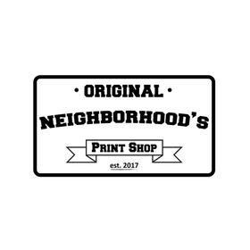 Neighborhood's Print Shop