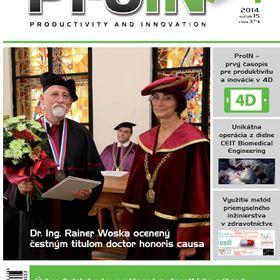 ProIN - Prvý vedecký 4D časopis