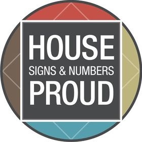 HouseProudSigns