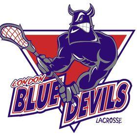 London Blue Devils Jr B Lacrosse