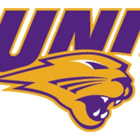 "University of Northern Iowa /""UNI/"" Shiny Chrome Auto Emblem"