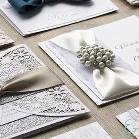 Excellent Wedding Card