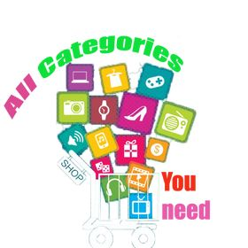 all categories you need