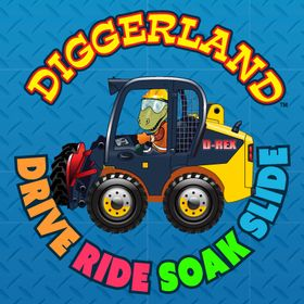 Diggerland USA / Construction Theme & Water Park / NJ