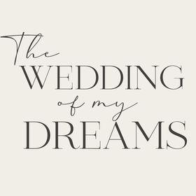 The Wedding Of My Dreams - Wedding Decorations Shop UK