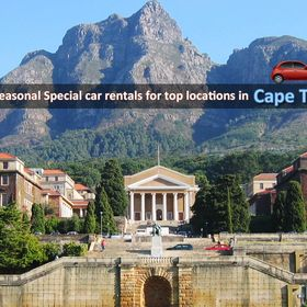 Car Rental Cape Town Airport